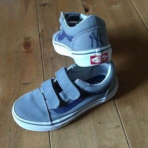 Vans MLB NY Yankees Shoes 12